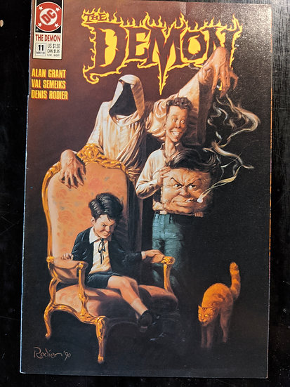 DEMON #11 (1991)