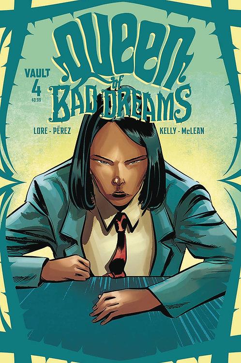 QUEEN OF BAD DREAMS #4 (MR)