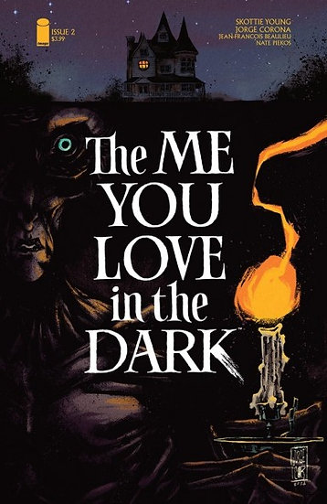 ME YOU LOVE IN THE DARK #2 (OF 5) (MR)