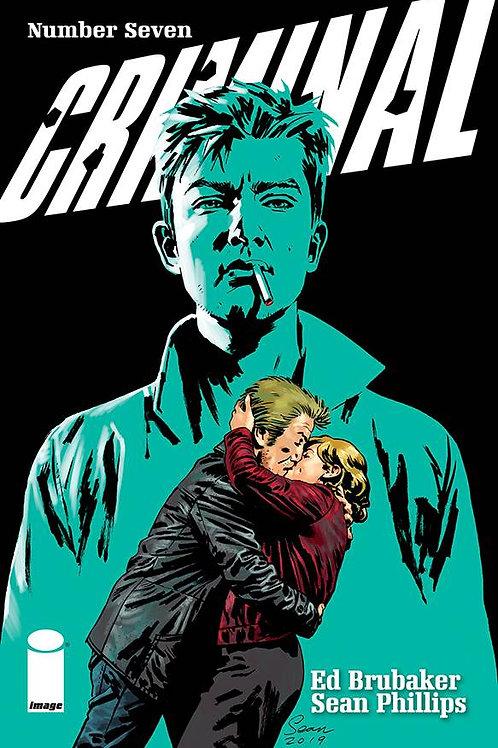 CRIMINAL #7 (MR)