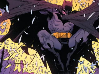 The Wednesday Waffle Issue 16: A new line up and more trouble at DC