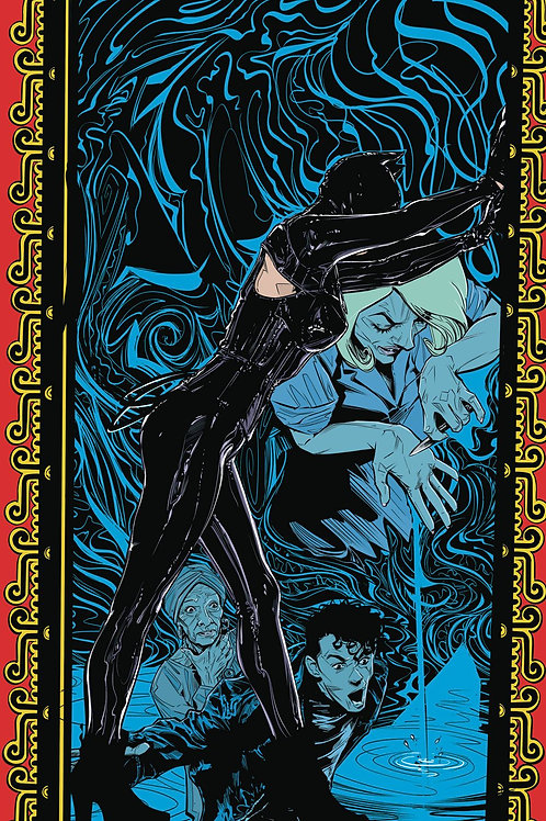 CATWOMAN #13 YOTV THE OFFER