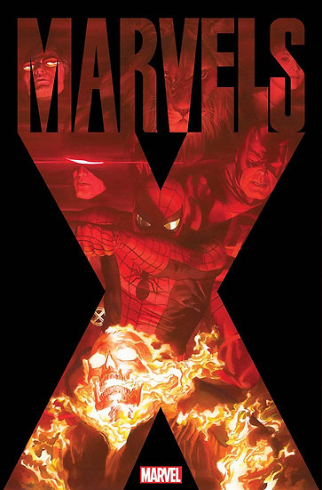 MARVELS X #2 (OF 6) (75960609595700211)