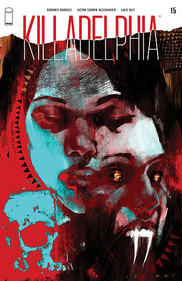 KILLADELPHIA #15 CVR A ALEXANDER (MR)