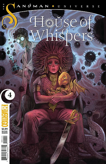 HOUSE OF WHISPERS #4 (MR)