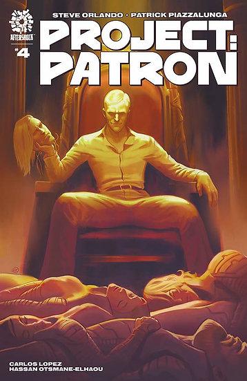 PROJECT PATRON #4