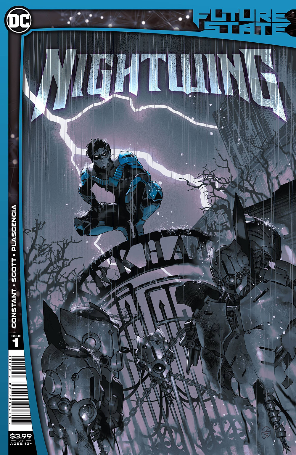 Future State: Nightwing #1 Cover