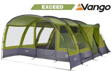 A Vango tent