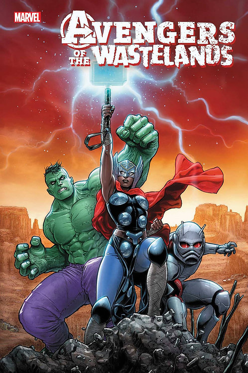 AVENGERS OF THE WASTELANDS #1 (OF 5) (75960609504900111)