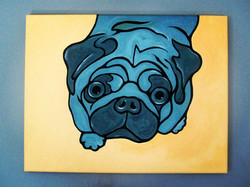 """""""A Pug of a Different Color"""""""