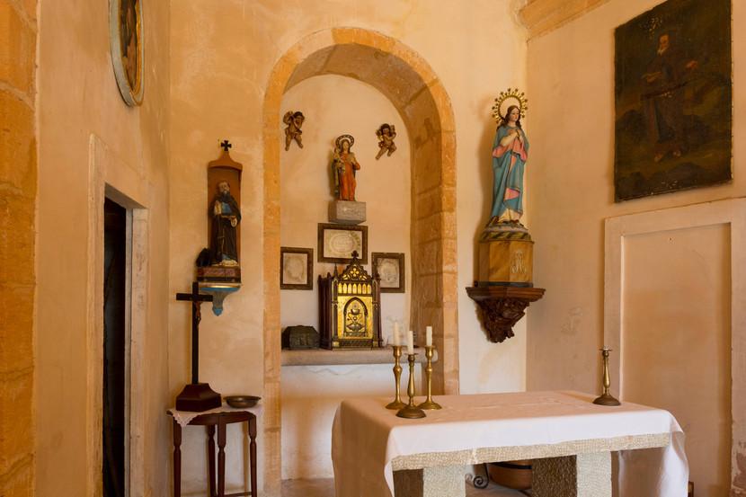 Pequeño altar