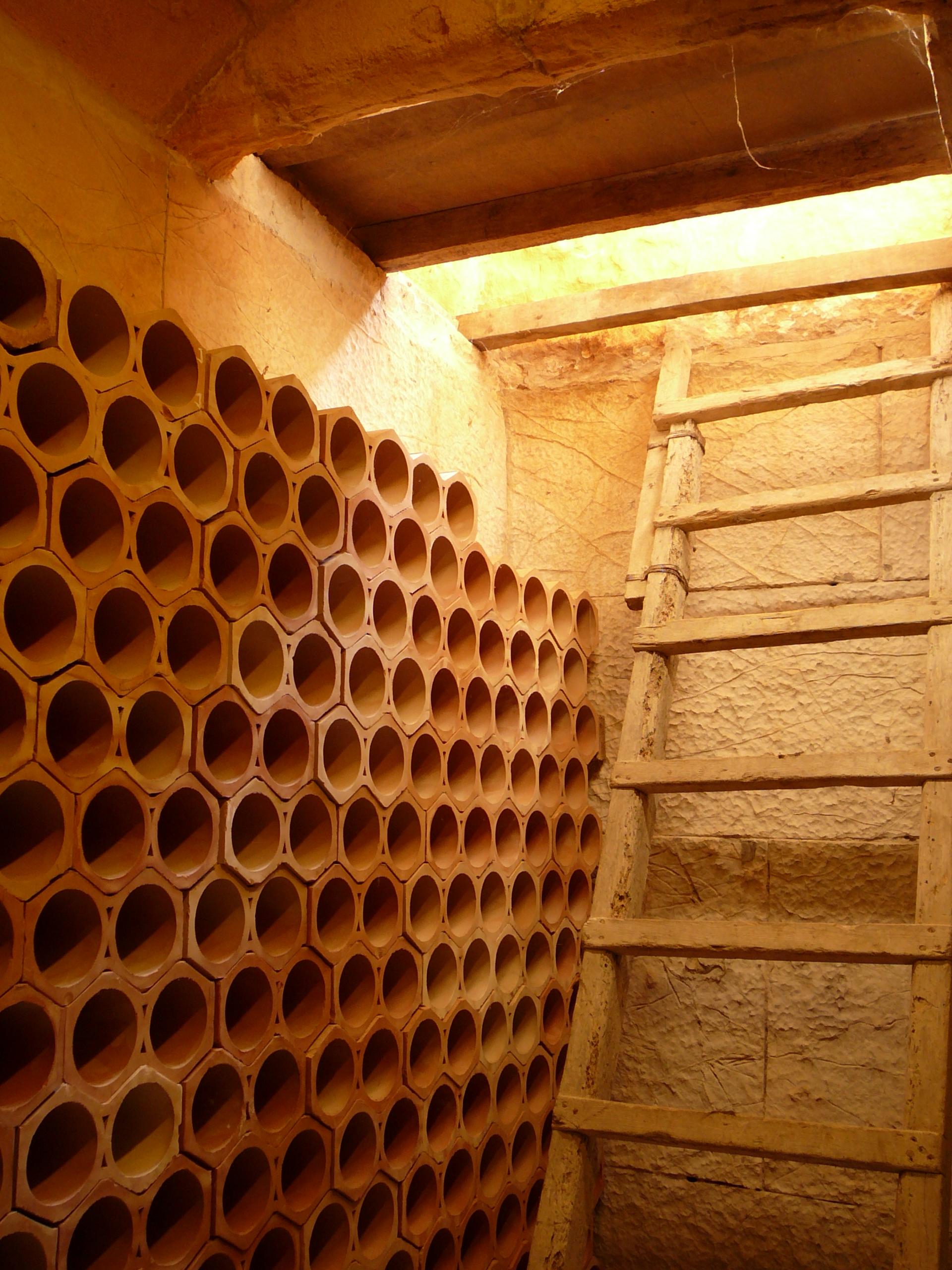 antik Weinkelter