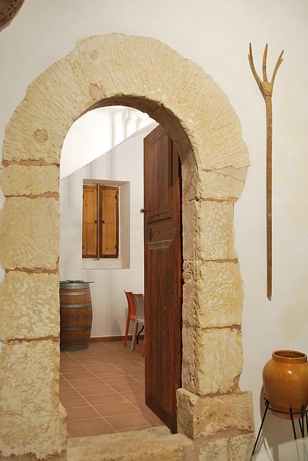 Portal forà de Son Sureda Ric s. XV