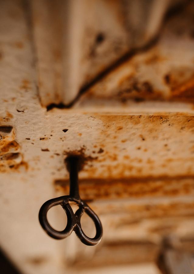 La llave de la capilla