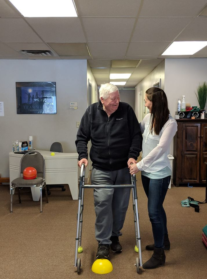 Physical therapy services for Ithaca, Freeville, Dryden, Cortland, Lansing and Locke, NY