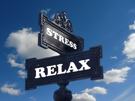 Some Simple Stress Relievers to Do During Self Isolation