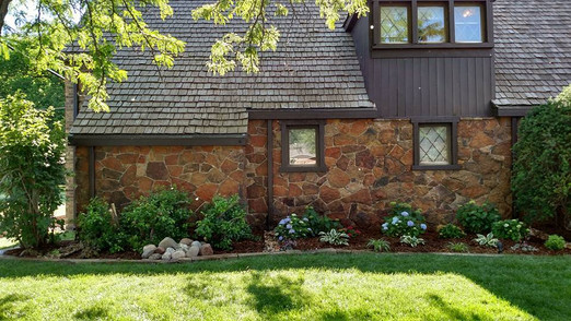 Residential landscaping, Great Bend