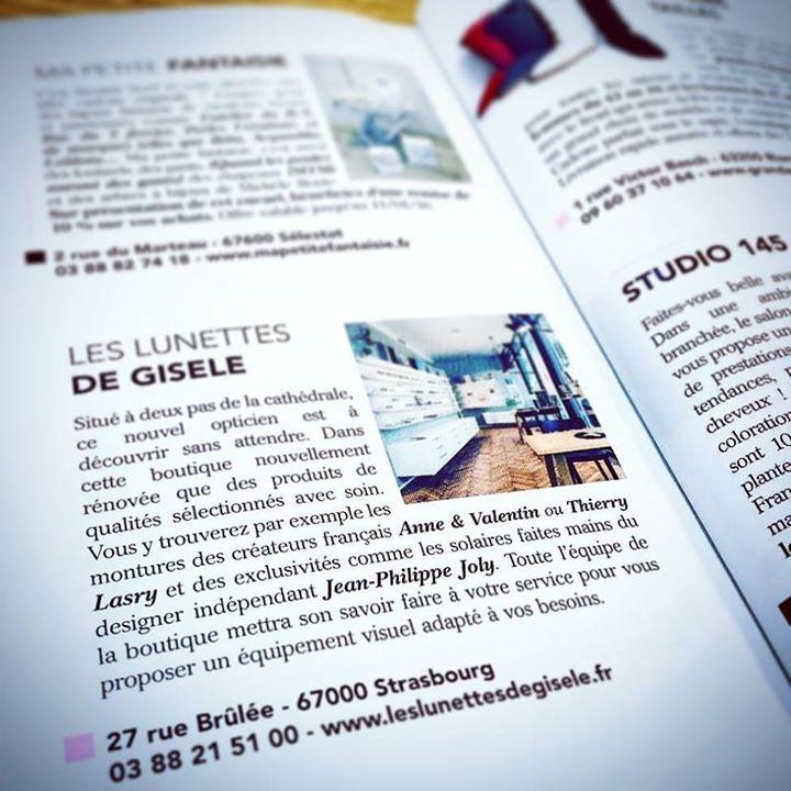 { E L L E } - Magazine - A r t i c l e - Jean Philippe Joly  Parmis _  Anne et valentin - Thierry La
