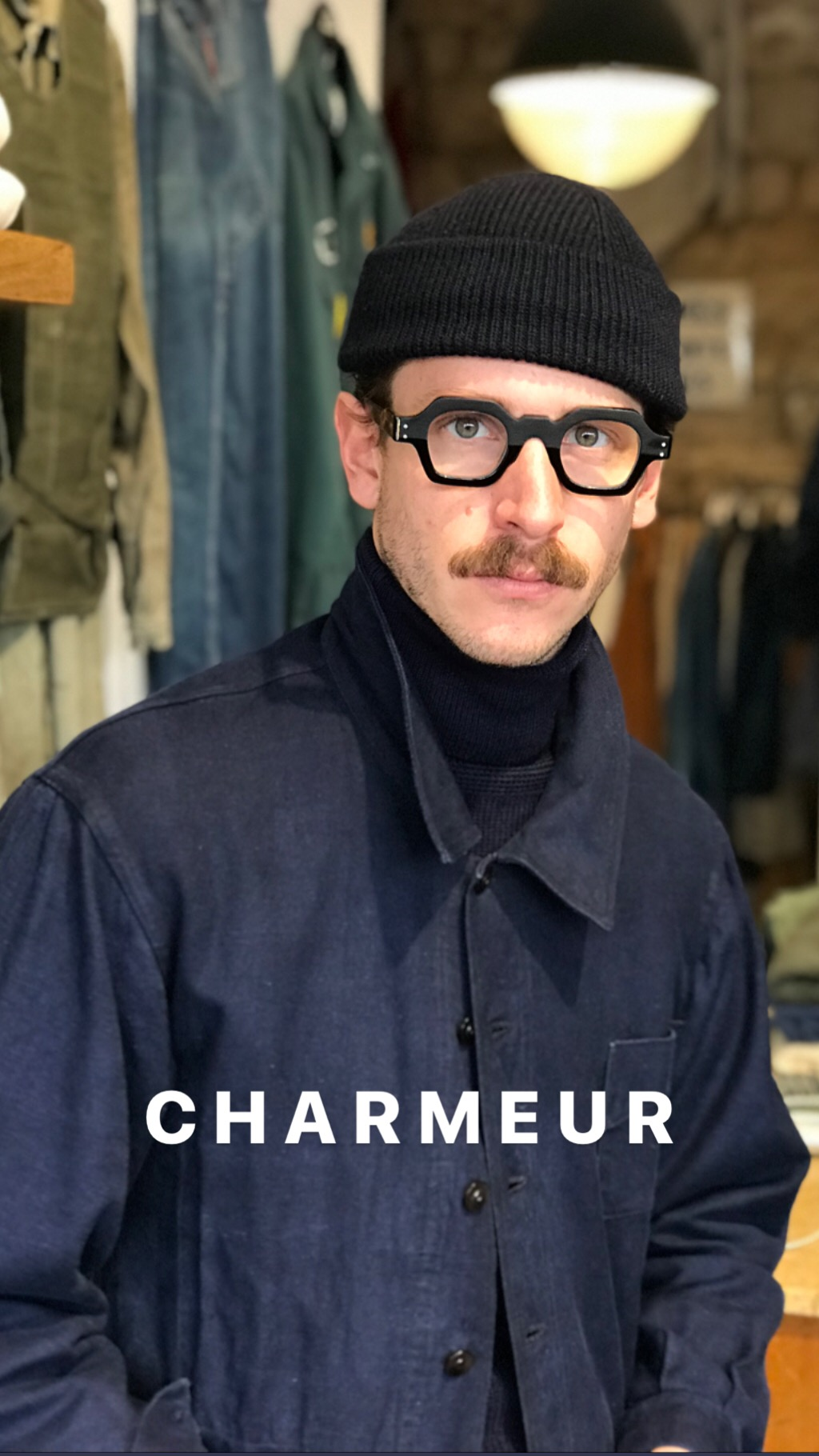 CHARMEUR JEAN PHILIPPE JOLY