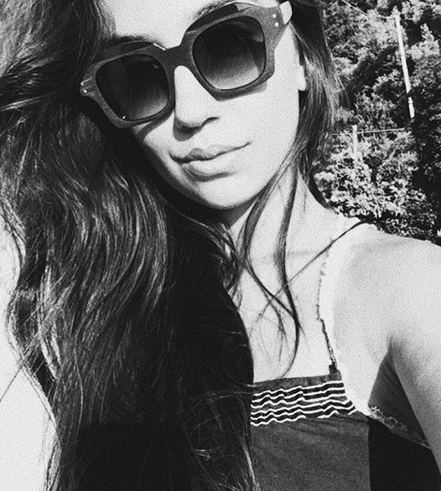 tslazova ・・・SHE WEAR  THE STYLE __ B A U H A U S __ by #jeanphilippejolysunglasses #passionisborn #e