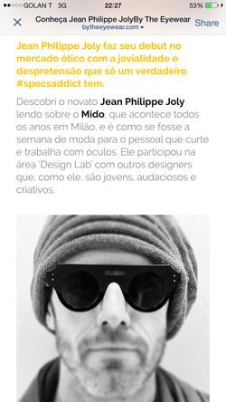 BRAZIL JEAN PHILIPPE JOLY