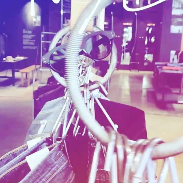 JEANS STORE - STYLISH - SOHO with #jeanphilippejolysunglasses #passionisborn #independentdesigner #h