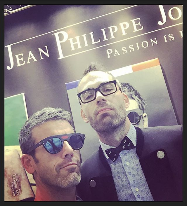 { HUNGARY & FRANCE } DESIGNERS shooting - THE BOSS OF VINYLIZE _ Zack ‼️ _vinylizeeyewear  and _jean