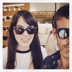 V i s i t i n g __ Bowing Opticians __ with the L o v e l y _montysgruff - Style { E l l e } wtih #J