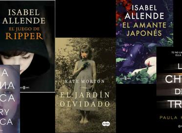 5 novelas que definitivamente debes leer.