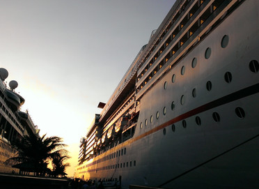 """Panamá """"Home Port"""". Mis experiencias  en el crucero que sale de Panamá."""