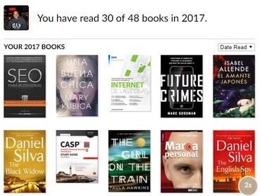 Hábito de la lectura: Cómo leer cuatro libros al mes y seguir viviendo.