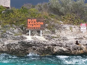 Mis vacaciones en Bahamas