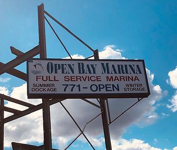 Open Bay Marina
