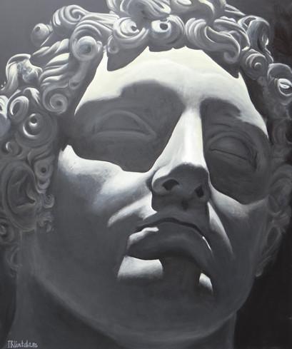 Hercules, 100x120, oil on canvas S