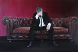 Baisse, oil on canvas, 90x60