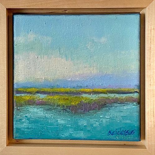 Summer Salt Marsh