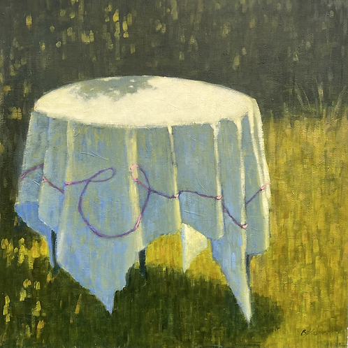 Table with Linen
