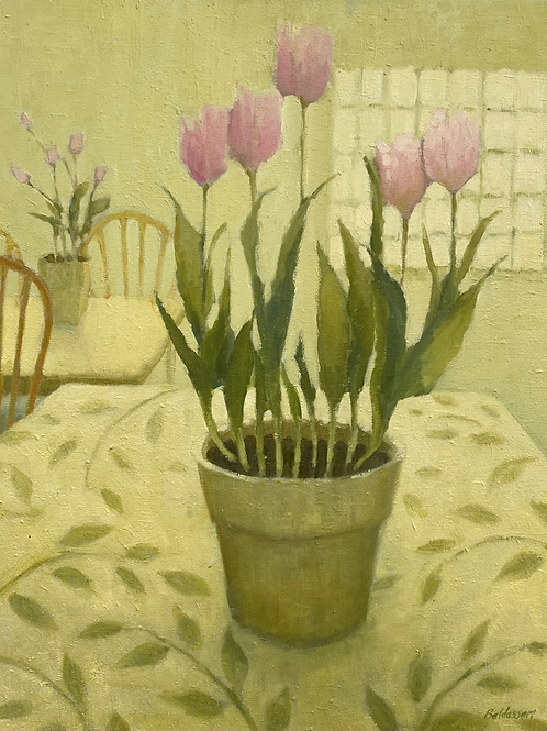 Tulips on Tables