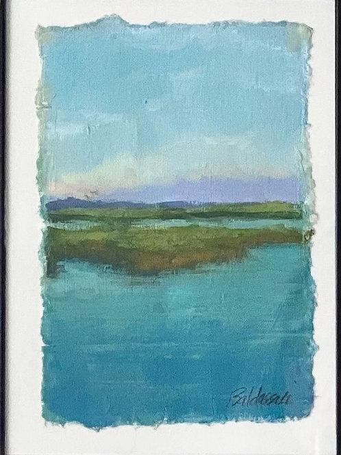 Late Summer Marsh
