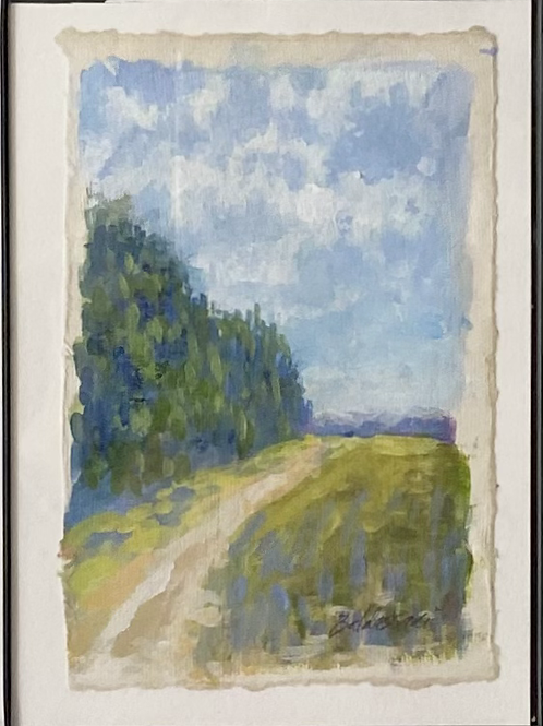 Sandy Road Study