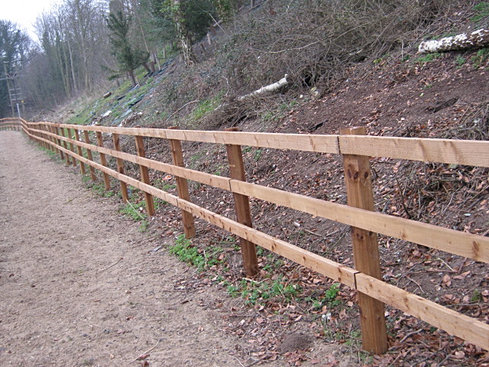 Fencing Amp Gates Bedfordshire Southill Sawmills