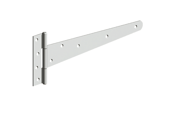 "12"" Medium Tee Hinge (Pair)"