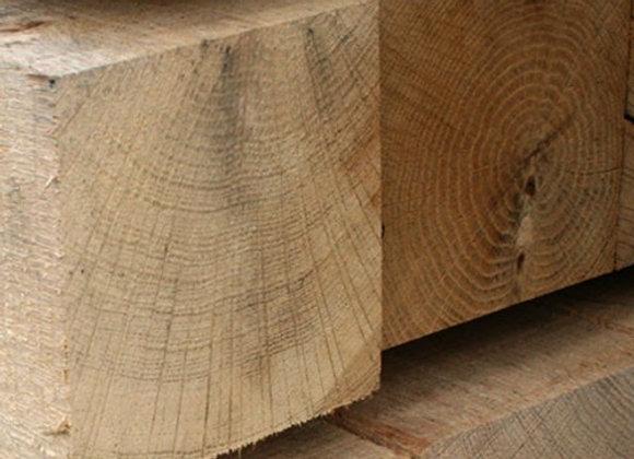 200 x 200 European Oak Post