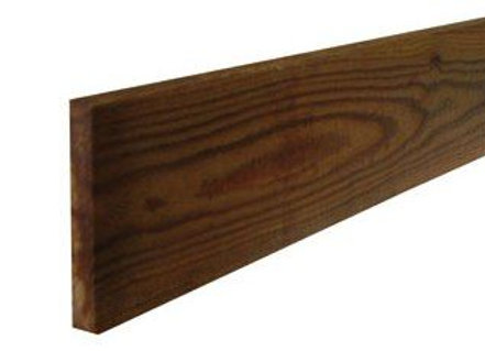 25mm x 150mm Timber Gravel Board