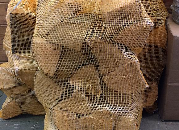 Net Bag of KD birch logs (approx 15.5kg)