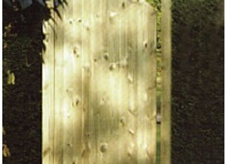 Cardington Tongue and Groove Arch Top Gate