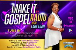 Make It Gospel Radio