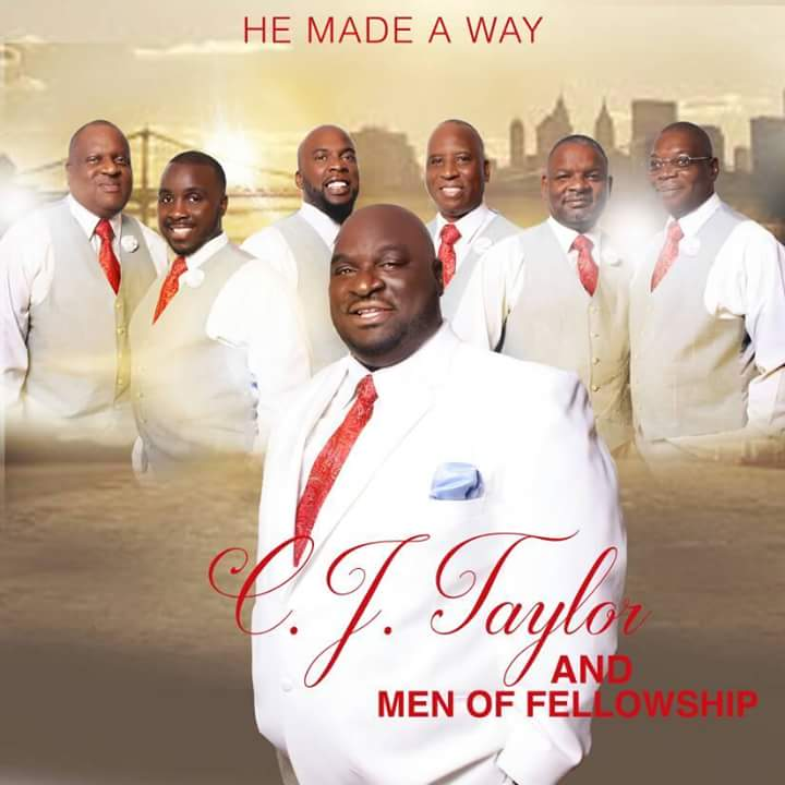 CJ Taylor & Men of Fellowship