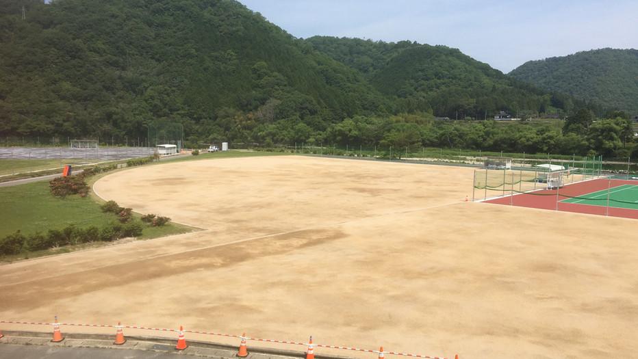 建部スポーツセンターソフトボール場