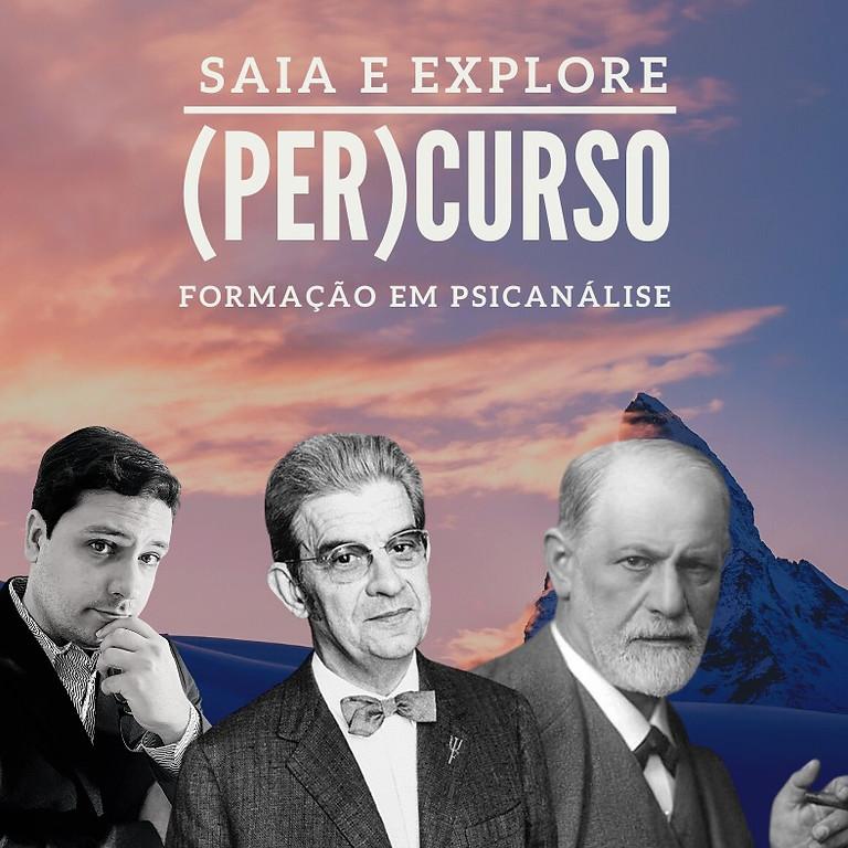 (Per)Curso - Formação do Psicanalista - Módulo 03